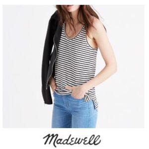 Madewell Striped Tank